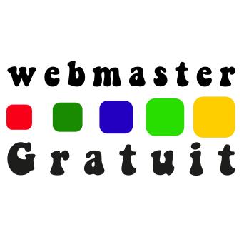 logo webmaster gratuit