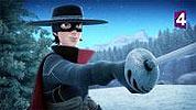 Les chroniques de Zorro - F4